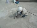 Chống thấm vết nứt trên sàn mái, ban công, sân thượng